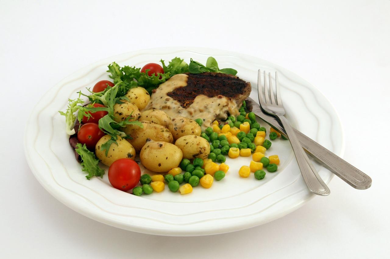 Zdravý oběd