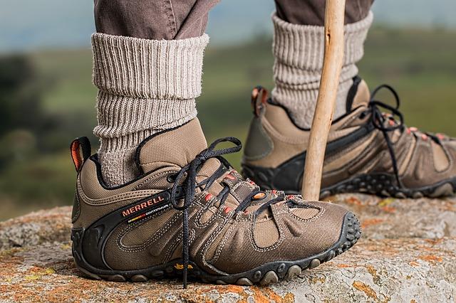 boty na túře