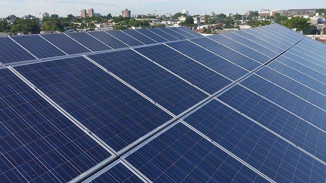 Energie slunce je zdarma a velmi dostupná