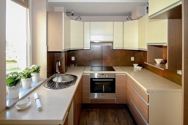 kuchyňka do U