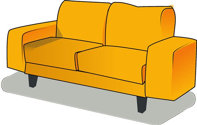Praktický nábytek do obýváku