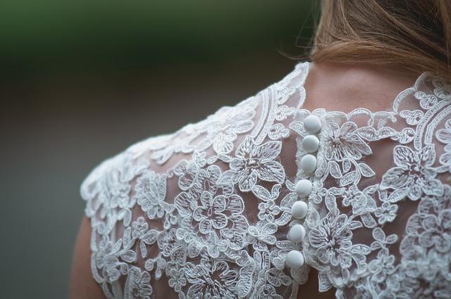 Šaty na vaši pohádkovou svatbu