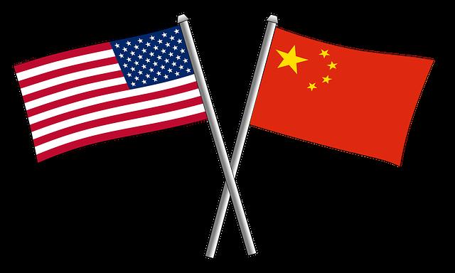 dvě vlajky