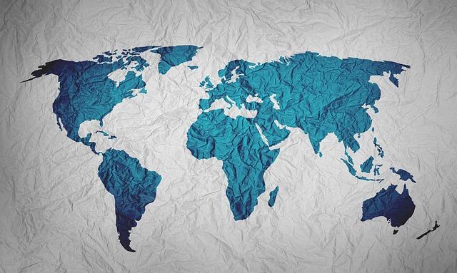 zmuchlaná mapa