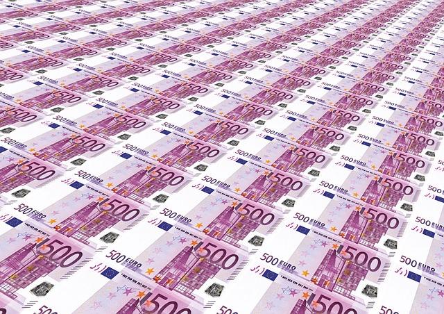 koberec z euro bankovek.jpg