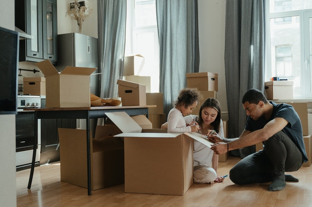 Jak se přestěhovat a nezbláznit se?
